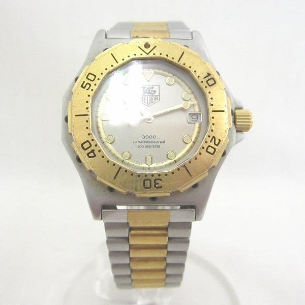 時計 タグホイヤー 934.213 プロフェッショナル 3000 時計 腕時計 ボーイズ ★送料無料★【中古】【あす楽】
