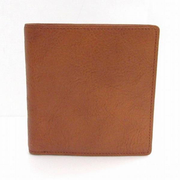 吉田カバン ポーター 2つ折り メンズ 財布 ★送料無料★【中古】【あす楽】