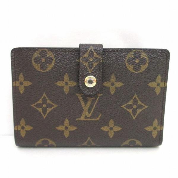 ルイヴィトン Louis Vuitton モノグラム ポルトフォイユ.ヴィエノワ M61674 財布 ★送料無料★【中古】【あす楽】