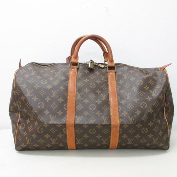 ルイヴィトン Louis Vuitton キーポル50 M41426 バッグ ボストンバッグ ユニセックス ★送料無料★【中古】【あす楽】