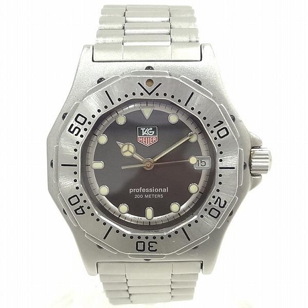 タグホイヤー プロフェッショナル 200m 932.213 クォーツ時計 腕時計 メンズ ★送料無料★【中古】【あす楽】