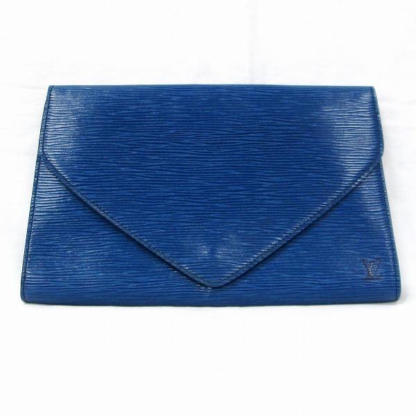 ルイヴィトン Louis Vuitton エピ アールデコ M52635 バッグ クラッチバッグ ★送料無料★【中古】【あす楽】