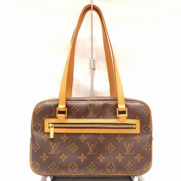 ルイヴィトン Louis Vuitton モノグラム シテMM M51182 バッグ ショルダーバッグ レディース ★送料無料★【中古】【あす楽】