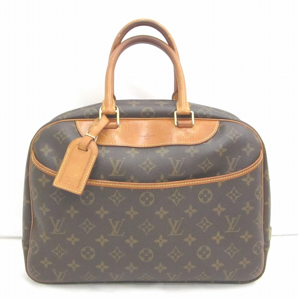ルイヴィトン Louis Vuitton モノグラム ドーヴィル M47270 バッグ ハンドバッグ ★送料無料★【中古】【あす楽】