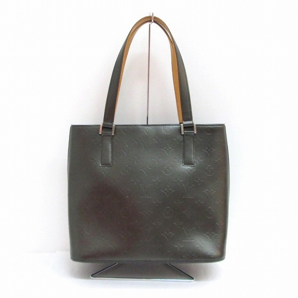 ルイヴィトン Louis Vuitton モノグラムマット ストックトン M55112 バッグ ★送料無料★【中古】【あす楽】