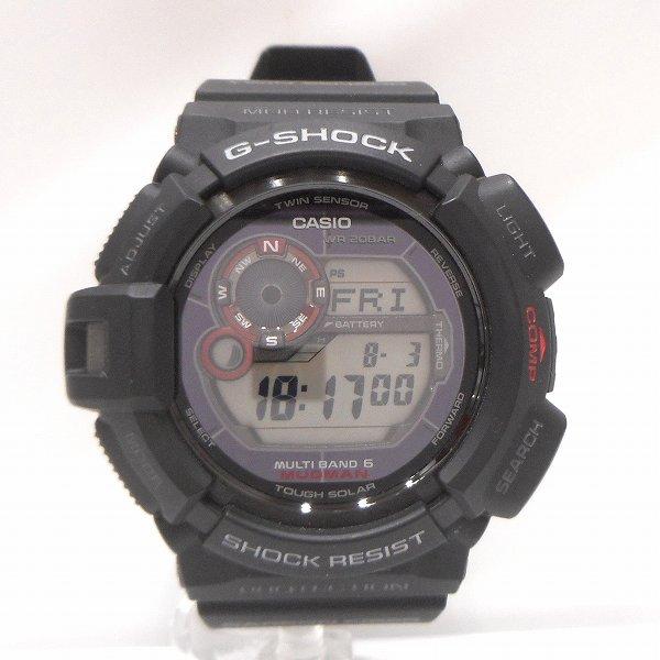 カシオ G-SHOCK ジーショック マッドマン GW-9300-1JF 時計 腕時計 メンズ ★送料無料★【中古】【あす楽】
