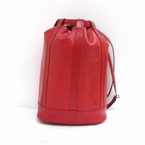 ルイヴィトン Louis Vuitton エピ ランドネ M52358 ショルダーバッグ ★送料無料★【中古】【あす楽】