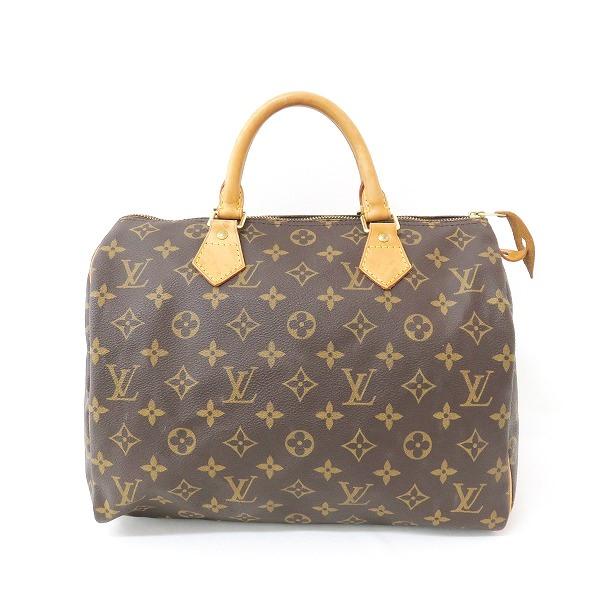 ルイヴィトン Louis Vuitton モノグラム スピーディ30 M41526 ハンドバッグ バッグ ボストンバッグ ユニセックス ★送料無料★【中古】【あす楽】