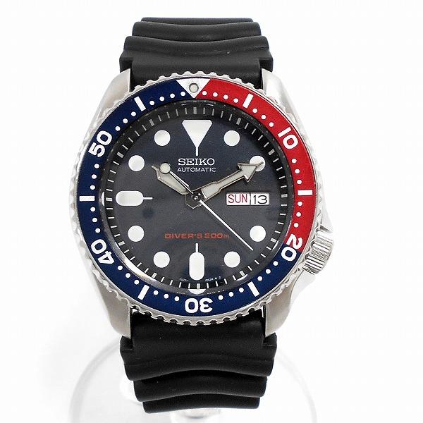 セイコー ダイバーズ 200 オートマチック 7S26-0020 時計 腕時計 メンズ ★送料無料★【中古】【あす楽】