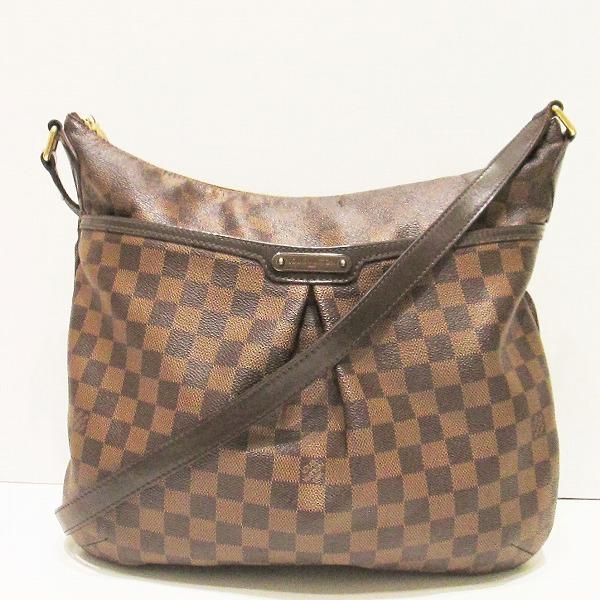 ルイヴィトン Louis Vuitton N42250 ダミエ ブルームズベリGM バッグ ★送料無料★【中古】【あす楽】