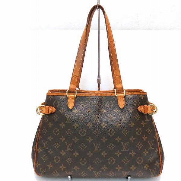 ルイヴィトン Louis Vuitton モノグラム バティニョール オリゾンタル M51154 バッグ トートバッグ ★送料無料★【中古】【あす楽】