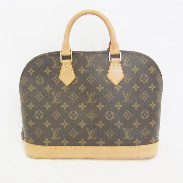 ルイヴィトン Louis Vuitton モノグラム アルマ M51130 バッグ ハンドバッグ ★送料無料★【中古】【あす楽】