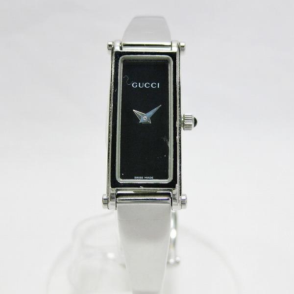 グッチ GUCCI バングルウォッチ 1500L 箱付 時計 腕時計 レディース ★送料無料★【中古】【あす楽】