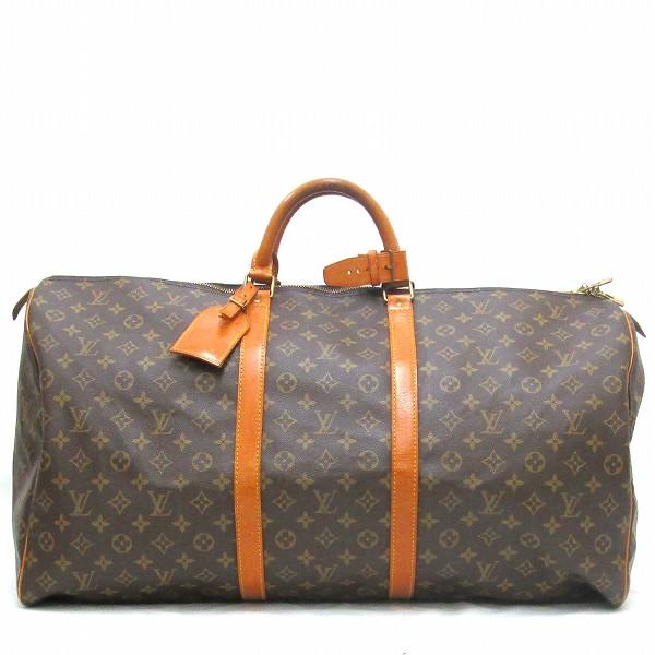 ルイヴィトン Louis Vuitton モノグラム キーポル60 M41422 バッグ ボストンバッグ ★送料無料★【中古】【あす楽】