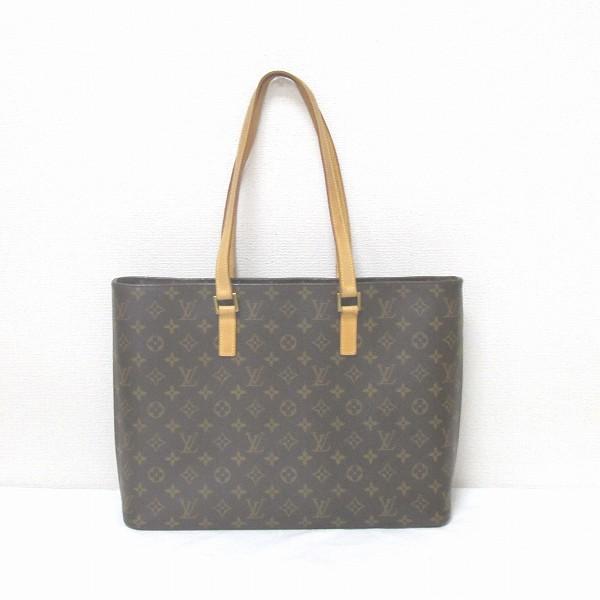 ルイヴィトン Louis Vuitton モノグラム ルコ M51155 バッグ トートバッグ ★送料無料★【中古】【あす楽】