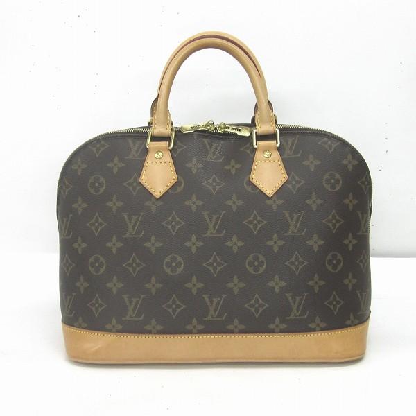 ルイヴィトン Louis Vuitton モノグラム アルマ M51130 ハンドバッグ ★送料無料★【中古】【あす楽】