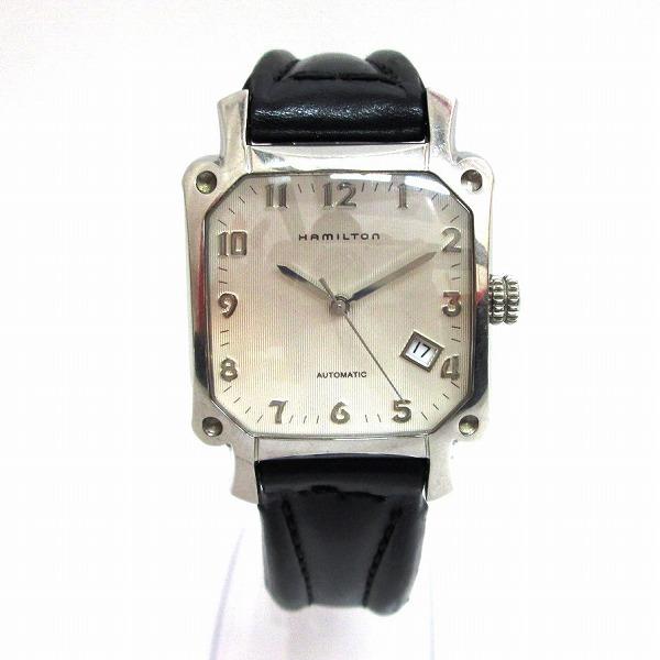 ハミルトン ロイド000221自動巻き 時計 腕時計 メンズ ★送料無料★【中古】【あす楽】