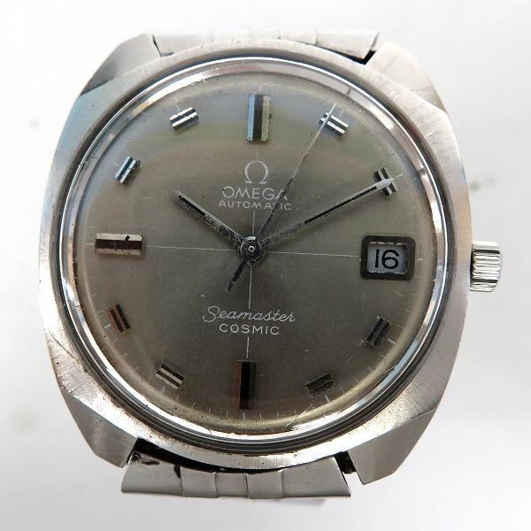 オメガ シーマスター コスミック 166022-TOOL 105 自動巻 時計 腕時計 メンズ ★送料無料★【中古】【あす楽】