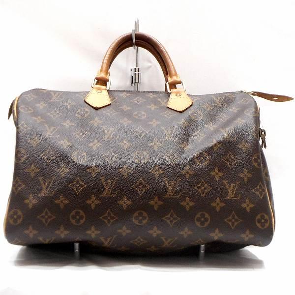 ルイヴィトン Louis Vuitton モノグラム スピーディ 35 M41524 バッグ ボストンバッグ レディース ★送料無料★【中古】【あす楽】