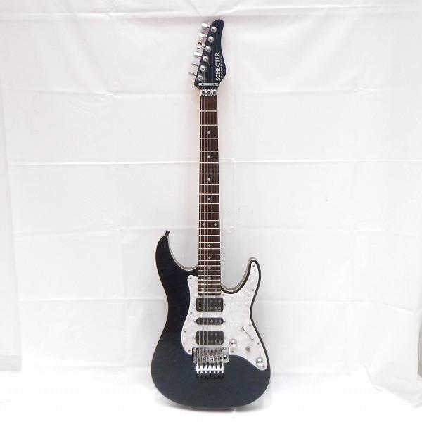 シェクター SD224BW ブルー 楽器 エレキギター 小物 ★送料無料★【中古】【あす楽】