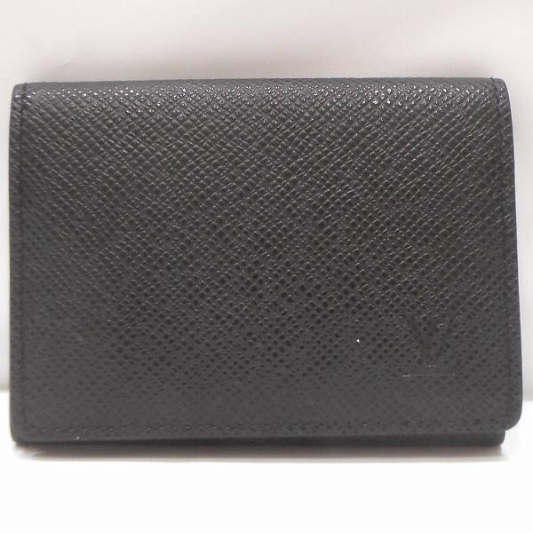 ルイヴィトン Louis Vuitton タイガ M30922 ブランド小物 カード 名刺入れ ★送料無料★【中古】【あす楽】