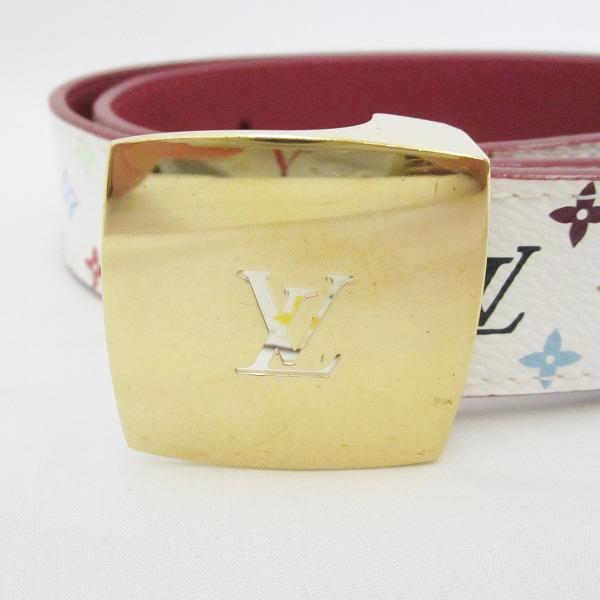 73c89fb710e4 Louis Vuitton Louis Vuitton monogram multicolored sun Tulle M9682 fashion accessory  belt