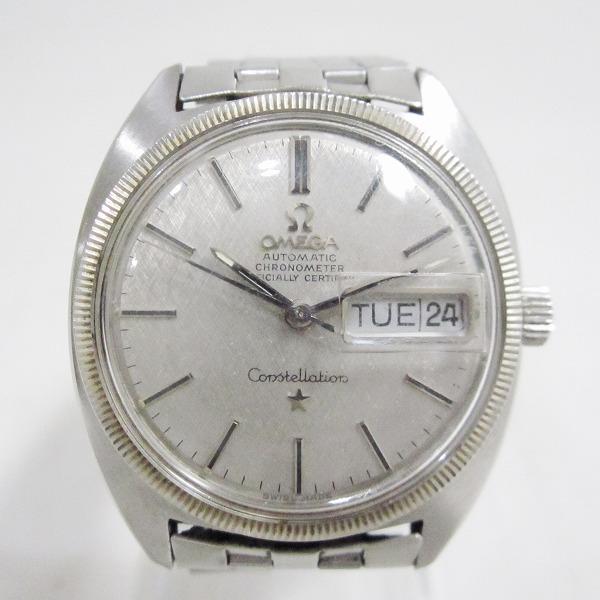 オメガ コンステレーション 時計 腕時計 メンズ 自動巻き ★送料無料★【中古】【あす楽】