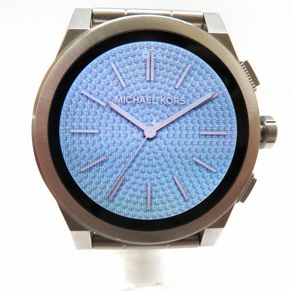 マイケルコース グレイソン スマートウォッチ MKT5025 メンズ 腕時計 ★送料無料★【中古】【あす楽】