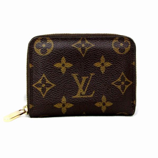 ルイヴィトン Louis Vuitton モノグラム ジッピーコインパース M60067 財布 コインケース ユニセックス ★送料無料★【中古】【あす楽】
