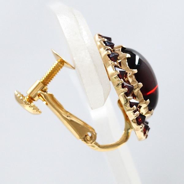 Wonder Price K14 14 Karat Gold Yg Yellow Gold K18yg Earrings One