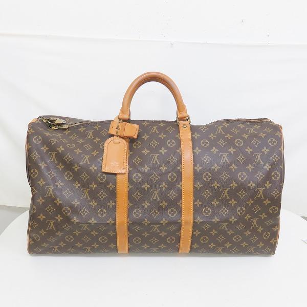 ルイヴィトン Louis Vuitton モノグラム キーポル60 ボストンバッグ M41422 ★送料無料★【中古】【あす楽】