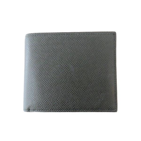 ルイヴィトン Louis Vuitton タイガ ポルトフォイユ アメリゴ NM M62045 アルドワーズ 財布 2つ折り メンズ ★送料無料★【中古】【あす楽】
