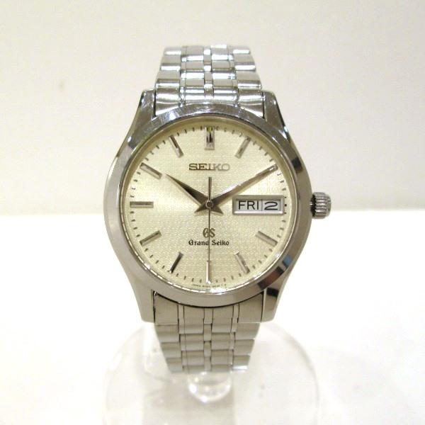 セイコー グランドセイコー 9F83-9A50 40周年記念モデル 時計 腕時計 メンズ ★送料無料★【中古】【あす楽】