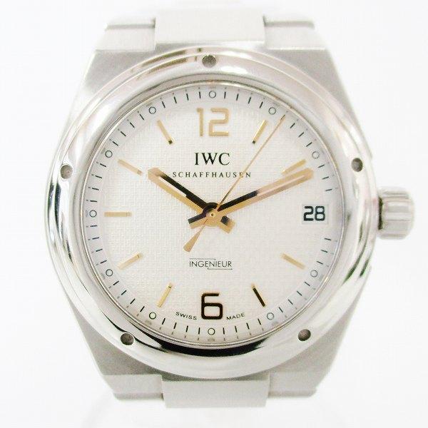 IWC インヂュニア ミッドサイズ IW451503 自動巻き メンズ 腕時計 ★送料無料★【中古】【あす楽】
