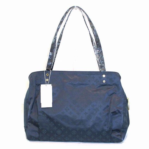 ラシット 2WAY トートバッグ Functional Bag ネイビー バッグ 2way.3wayバッグ レディース 未使用品 ★送料無料★【中古】【あす楽】