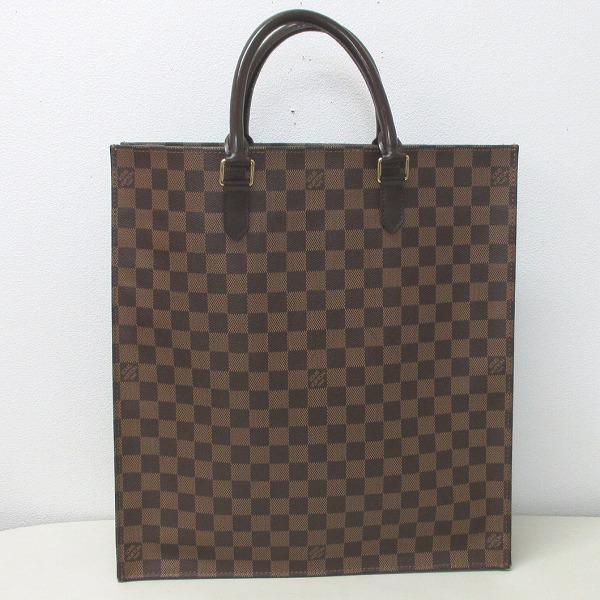 ルイヴィトン Louis Vuitton ダミエ サックプラ N51140 ハンドバッグ ブランド ★送料無料★【中古】【あす楽】