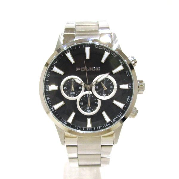 ポリス 1500J クォーツ 時計 腕時計 メンズ ★送料無料★【中古】【あす楽】