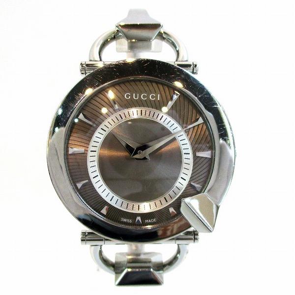 グッチ GUCCI 122.5 キオド クォーツ時計 腕時計 レディース ★送料無料★【中古】【あす楽】