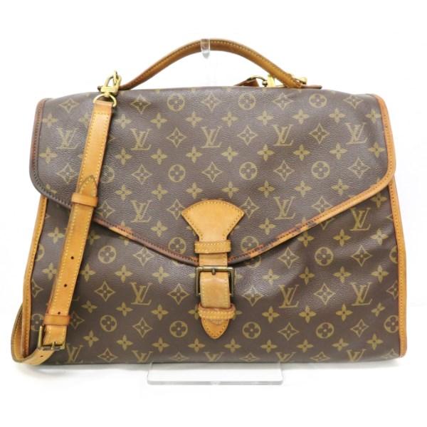 ルイヴィトン Louis Vuitton ビバリー M51121 モノグラム 書類 バッグ ビジネスバッグ ユニセックス ★送料無料★【中古】【あす楽】