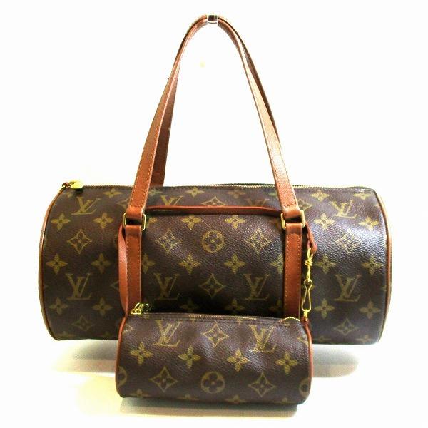 ルイヴィトン Louis Vuitton モノグラム パピヨン30 M51385 バッグ ショルダーバッグ レディース ★送料無料★【中古】【あす楽】