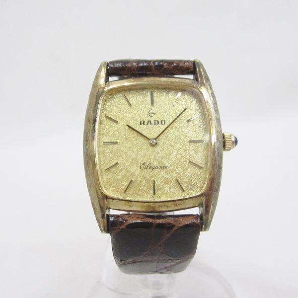 ラドー エレガンス 925 時計 腕時計 メンズ 手巻き ★送料無料★【中古】【あす楽】