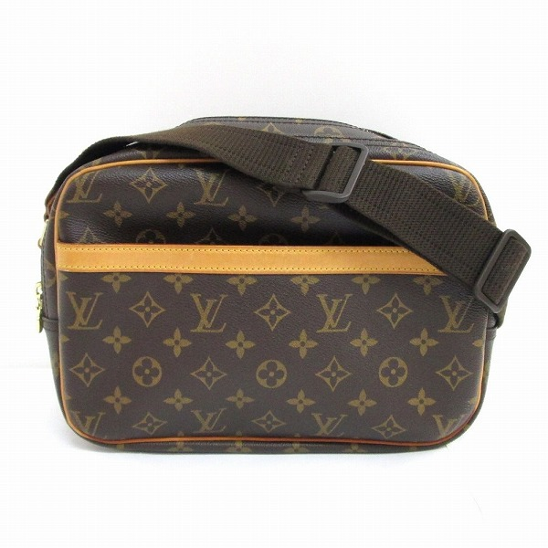 ルイヴィトン Louis Vuitton モノグラム リポーターPM M45254 バッグ ショルダーバッグ ユニセックス ★送料無料★【中古】【あす楽】