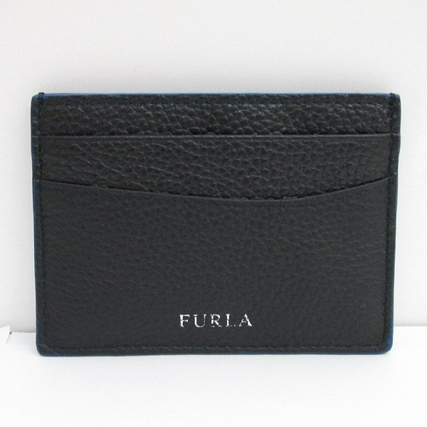 フルラ FURLA カード入れ ブランド小物 パスケース ユニセックス ★送料無料★【中古】【あす楽】