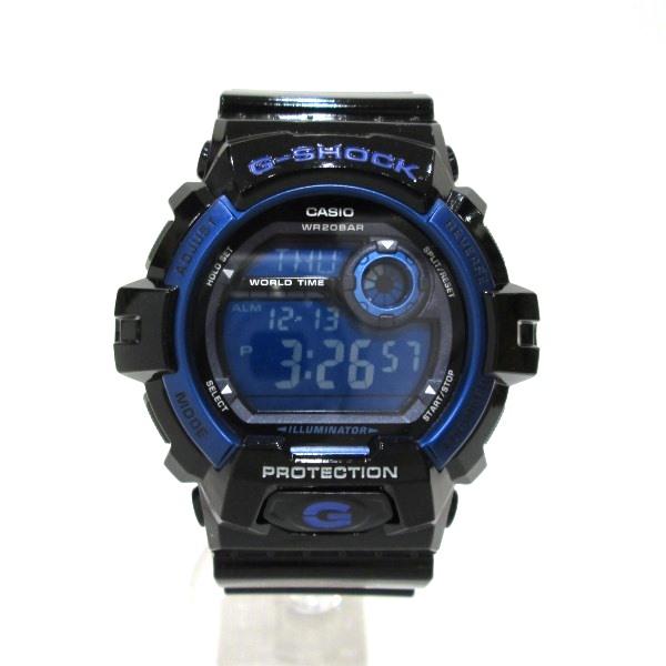 カシオ G-SHOCK G-8900 クォーツ 時計 腕時計 メンズ 未使用品 ★送料無料★【中古】【あす楽】