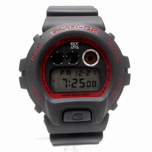 カシオ G-SHOCK 2018 ニスモフェスティバル限定 DW-6900FS 時計 腕時計 メンズ 未使用品 ★送料無料★【中古】【あす楽】