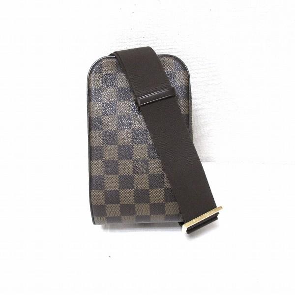ルイヴィトン Louis Vuitton ダミエ ジェロニモス N51994 バッグ ★送料無料★【中古】【あす楽】