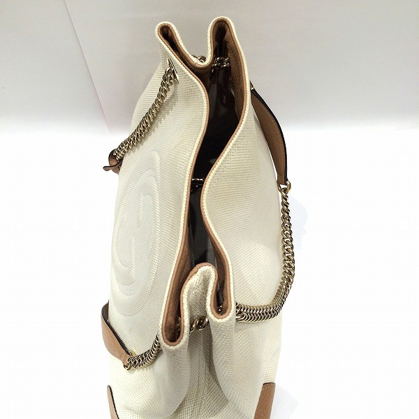 c4a8227e24c Wonder Price  Gucci GUCCI Soho chain tote bag 308982 bag tote bag ...