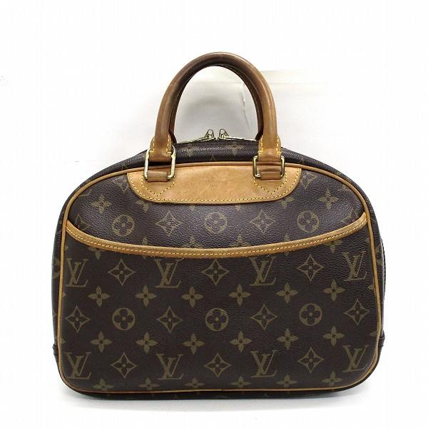ルイヴィトン Louis Vuitton モノグラム トゥルーヴィル M42228 バッグ ハンドバッグ レディース ★送料無料★【中古】【あす楽】