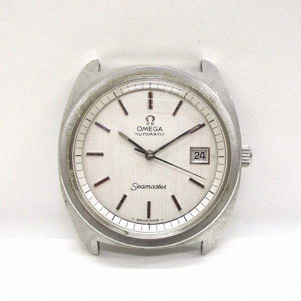 オメガ シーマスター 自動巻き ケースのみ 時計 腕時計 メンズ ★送料無料★【中古】【あす楽】