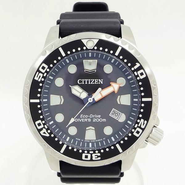 シチズン エコドライブ ダイバーズ 200M E168-S100623 腕時計 メンズ ★送料無料★【中古】【あす楽】